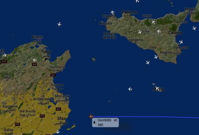 OpenSky Forum: Missing flights (1/1)